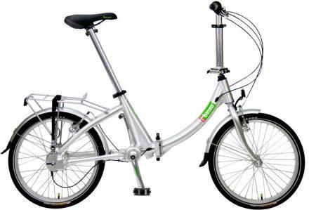 beixo compact low 7 láncnélküli összecsukható kerékpár