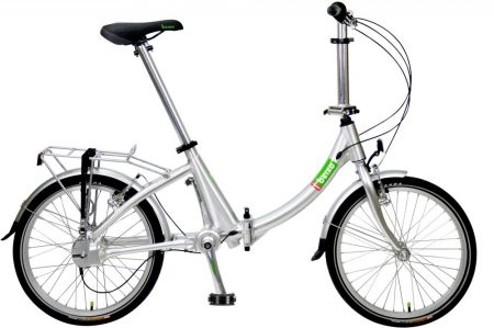 beixo compact low chainless folding bicycle