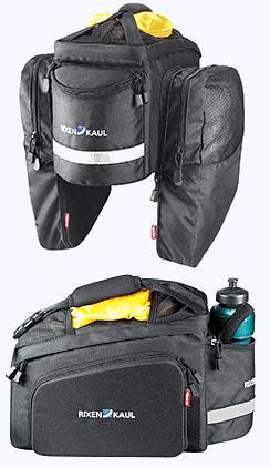 csomagtartóra táska TOURINO 0265S
