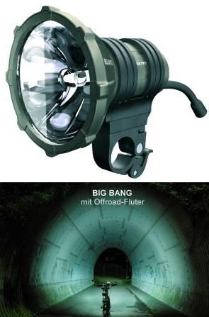 első lámpa Big Bang