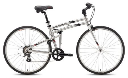 Montague Crosstown folding bicycle
