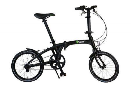 beixo crosstown láncnélküli összecsukható kerékpár
