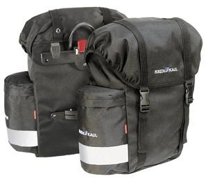 csomagtartóra táska CLASSIC 0238S