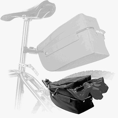 üléscső táska, contour mudguard 0217PS