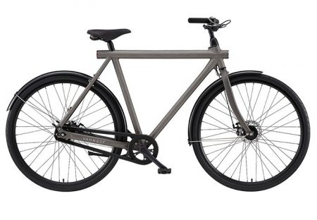 vanmoof S3 8 sebességes városi kerékpár