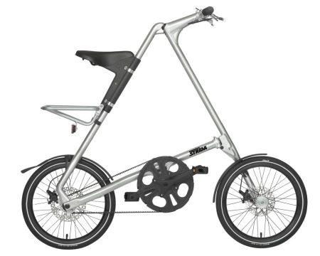 """strida SX láncnélküli összecsukható kerékpár 18"""""""