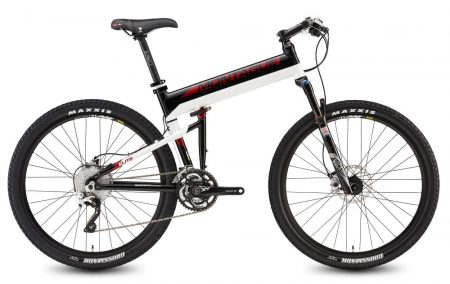 montague paratrooper elite folding bicycle