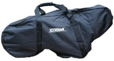 strida kerékpár szállító táska könnyített kivitel összecsu