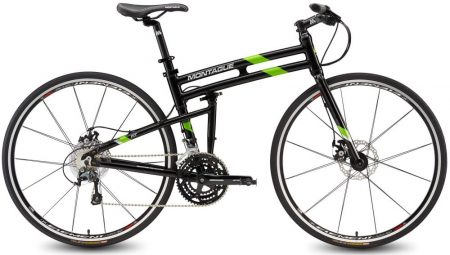 montague FIT folding bicycle