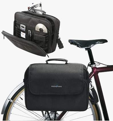 csomagtartóra táska OFFICE laptoptáska 0237s