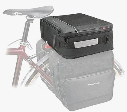 csomagtartóra bőrönd TRAVEL TOPCASE 0260S