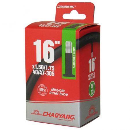 "strida belső Chaoyang 16""x1,5/1,75"""