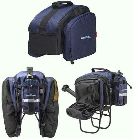 csomagtartóra táska RACKPACK 1 PLUS 0266SB
